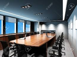 business meeting room in office with modern decoration stock photo 15750942 business office modern