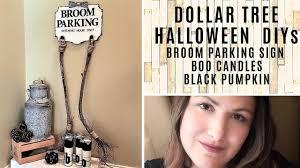 DOLLAR <b>TREE</b> DIY <b>Halloween</b> Sign - Branch Broomsticks - BOO ...