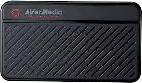 <b>AVerMedia Live Gamer Mini</b>: Full HD 1080P Video Recording, H ...