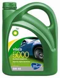 <b>Моторное масло BP Visco</b> 5000 5W-40 4 л — купить по выгодной ...