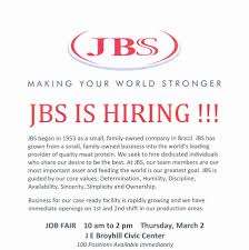 caldwell county jbs job fair