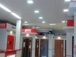 <b>Светодиодное освещение салона</b>-магазина «ТОРЕКС»