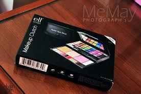 e l f studio makeup clutch palette พอเห นกล องของมารอน ค อแบบ
