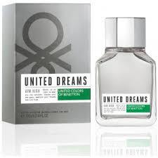 Benetton <b>United</b> Dreams Aim High, купить духи, отзывы и ...