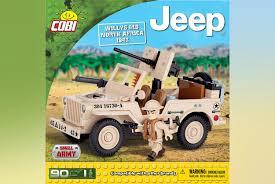 <b>Конструктор COBI</b> Джип Jeep Willys 1943
