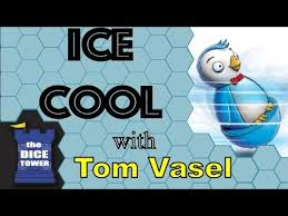 <b>Ice Cool</b> Review - with Tom Vasel - YouTube