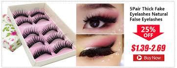 5Pair Women Semi Handmade Long Natural <b>False Eyelashes</b> Thick ...