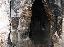 Image result for biblical tomb cave