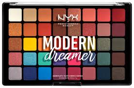 NYX Палетка <b>теней для век Modern</b> Dreamer — купить по ...