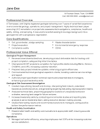 professional geologist templates to showcase your talent professional geologist templates to showcase your talent myperfectresume
