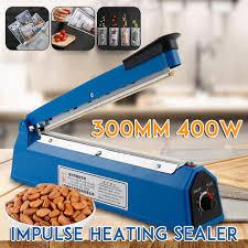 220V 400W 300mm Household Food <b>Vacuum Sealer Packaging</b> ...