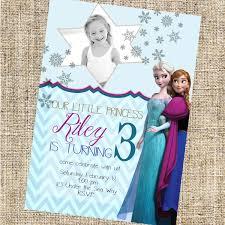Birthday Invitations Templates - Invitations Templates Frozen Birthday Invitations Templates