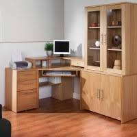 corner warm solid oak desks for home office furniture sets excellent office room design with light attractive office furniture corner desk