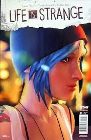 <b>Life is Strange</b> #1 (1st <b>printing</b>, Cover D - Game Art: AJ) | Titan Back ...