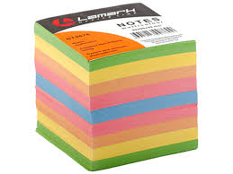 <b>Стикеры Эконом 90x90x50mm</b> Colorful - Агрономоff