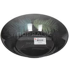 <b>Тарелка суповая стеклянная</b>, 220 мм, Канны 10335SLBD59 ...