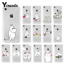 Yinuoda Cute <b>panda</b> DIY <b>Printing</b> Drawing Phone Case for iPhone 8 ...