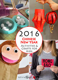 New Year Craft Ideas Chinese New Year Activities And Crafts For Kids Tips From A