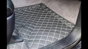 Автомобильные <b>коврики</b> из экокожи в машину Toyota land cruiser ...