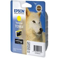 <b>Картридж Epson</b> T09644010 <b>Yellow</b> карт.<b>Stylus</b> Photo R2880