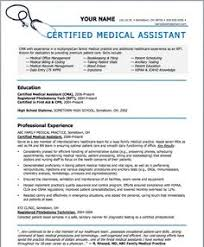 medical assistant resume summary   riez sample resumes   riez      medical assistant resume template   riez sample resumes