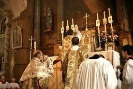 Resultado de imagen para misa catolica