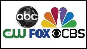 Image result for the big 5 networks