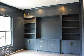 view full size built office cabinets home