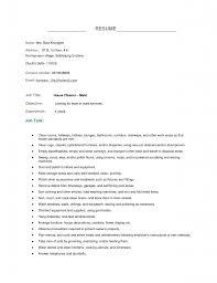 housekeeper resume samples house cleaning resume housekeeper resume housekeeper resumes