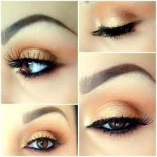 eyescute easy makeup for brown eyes previous next middot really cute eye