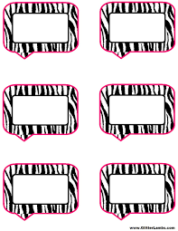 pink and zebra templates printable pink zebra birthday pink and zebra templates printable pink zebra birthday party food label cards