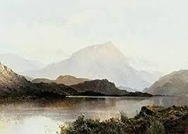 Alfred De Breanski – The Hills of Loch <b>Lomond Fine Art</b> Print (25.40 ...