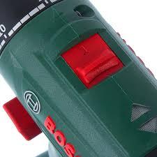 Шуруповерт аккумуляторный <b>Bosch</b> PSR 1800 LI-2, 18 В Li-ion ...