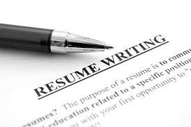 resume writing resume cv