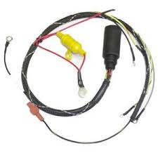 wiring harnesses marine engine parts fishing tackle basic wiring harness engine mercury cannon plug