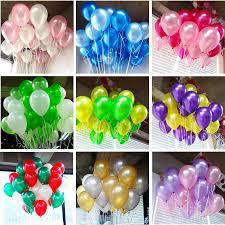 <b>50pcs</b>/<b>lot</b> birthday balloons 10inch Latex Party balloon <b>Thickening</b> ...