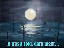 Resultado de imagen de it was cold
