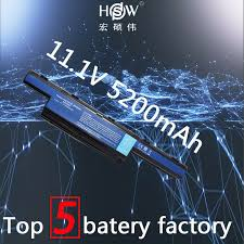 <b>HSW laptop battery for</b> Acer Aspire 4250 4251 4551 4552 4738 ...