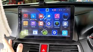 Honda Accord 2008 - Cogoo 10.1 inch Android GPS HD Player with ...