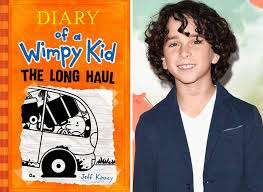new car release diaryDiary of a Wimpy Kid Franchise Rebooting With New Cast