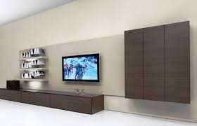 Hide Tv In Wall Emejing Flat Screen On Wall Design Ideas Images Design And