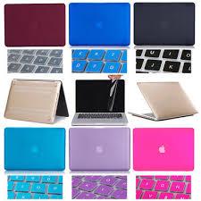 <b>Plastic Hard Case</b> & <b>Keyboard Cover</b> & Screen Protector for ...