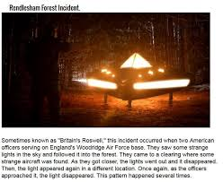 「Rendlesham Forest incident」の画像検索結果