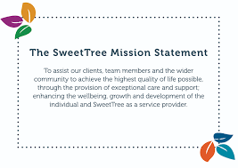 the sweettree charter sweettree mission statement 003