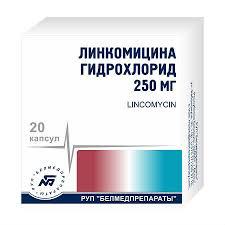 <b>Линкомицин</b>, <b>капсулы 250 мг</b>, 20 шт. - купить, цена и отзывы ...