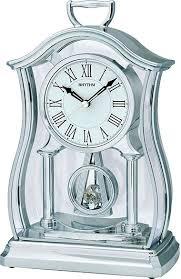 <b>RHYTHM Настольные часы CRP611WR19</b> - купить настольные ...