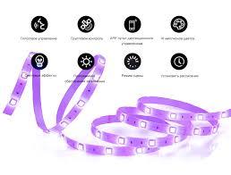 <b>Светодиодная лента VOCOlinc LS2</b> Smart Wi-Fi LED Light Strip 2м