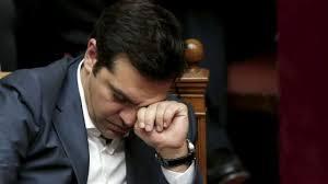 Risultati immagini per tsipras annuncia elezioni anticipate