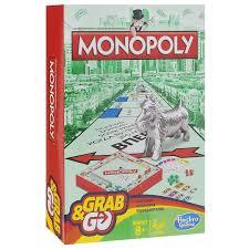 <b>Hasbro</b> Games Настольная игра Монополия. <b>Дорожная</b> версия ...