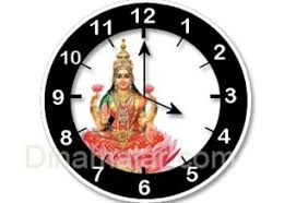 தியானம் செய்யும் நேரம்